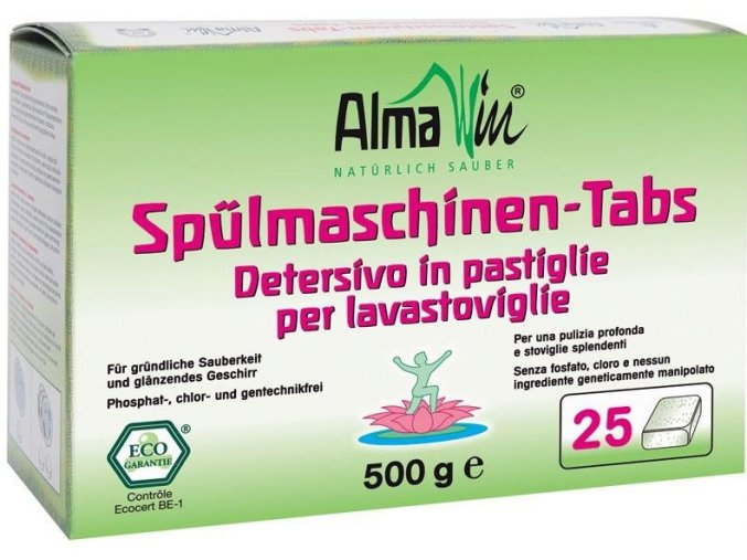 Almawin Tablety do myčky 500g (25ks)