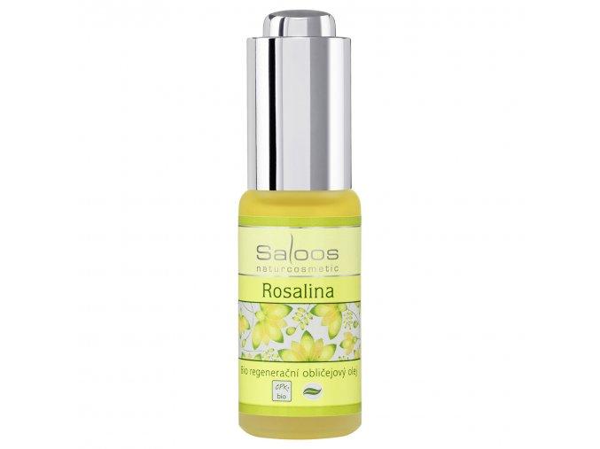 regeneracni oblicejovy olej rosalina 20 ml
