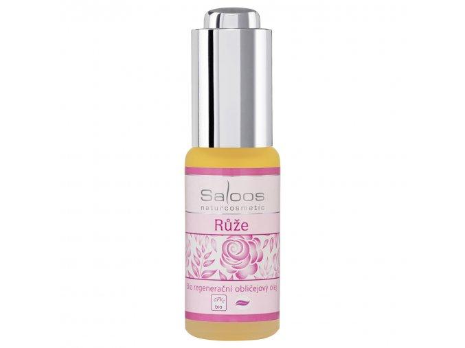 regeneracni oblicejovy olej ruze 20 ml