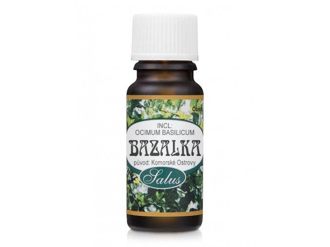 saloos esencialni olej bazalka