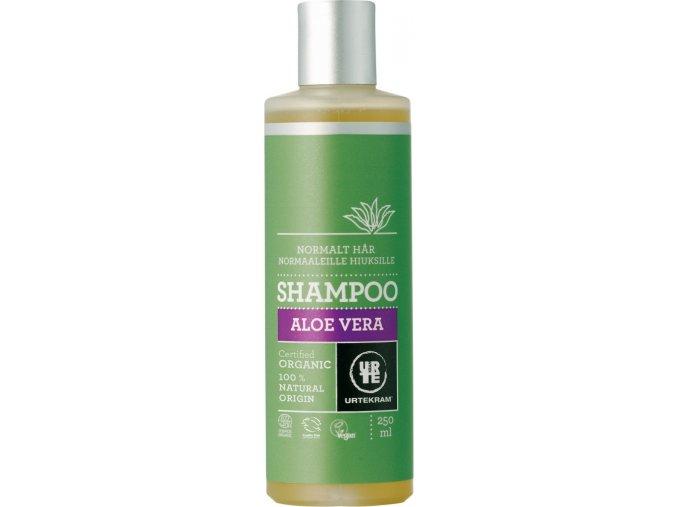 Urtekram Šampon aloe vera na normální vlasy BIO 250ml