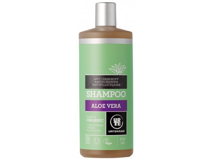 Urtekram Šampon aloe vera proti lupům BIO 500ml