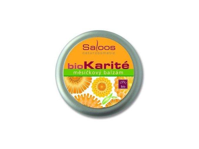 Saloos BIO karité Měsíčkový balzám 19ml