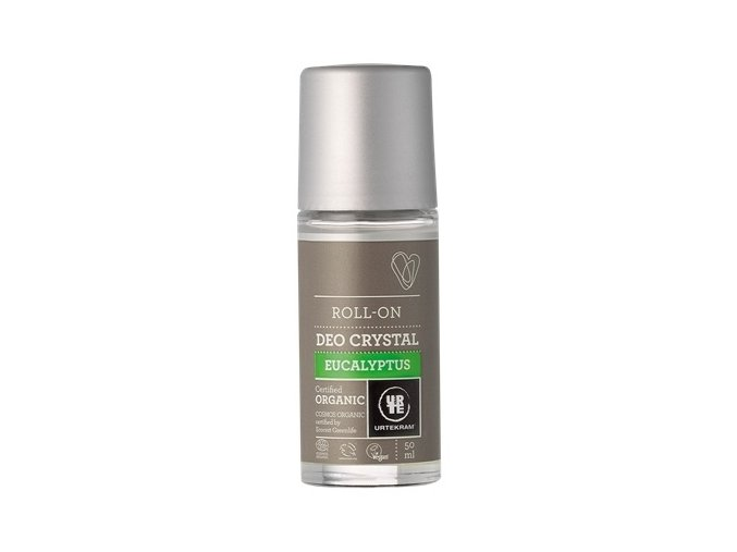 Urtekram Deodorant eukalyptus roll on BIO 50ml