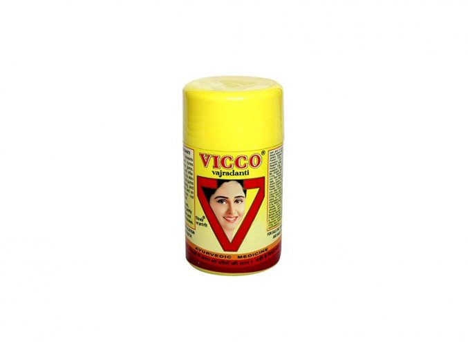 vajradanti zubni prasek vicco 25 g