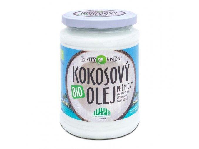 kokosovy olej 600ml