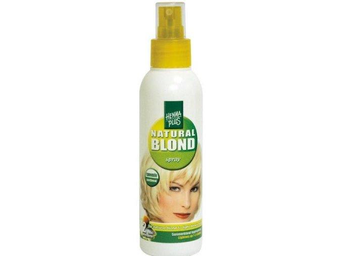 HennaPlus Zesvětlující sprej na vlasy s heřmánkem 150ml
