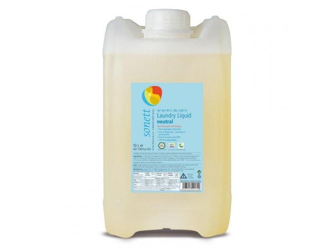 Sonett Prací gel Sensitiv 10l