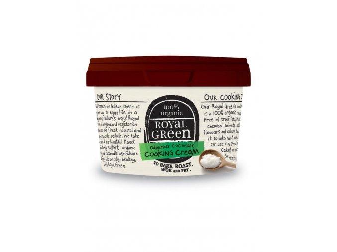 Royal Green Kokosový olej pro teplou i studenou kuchyni 2500ml