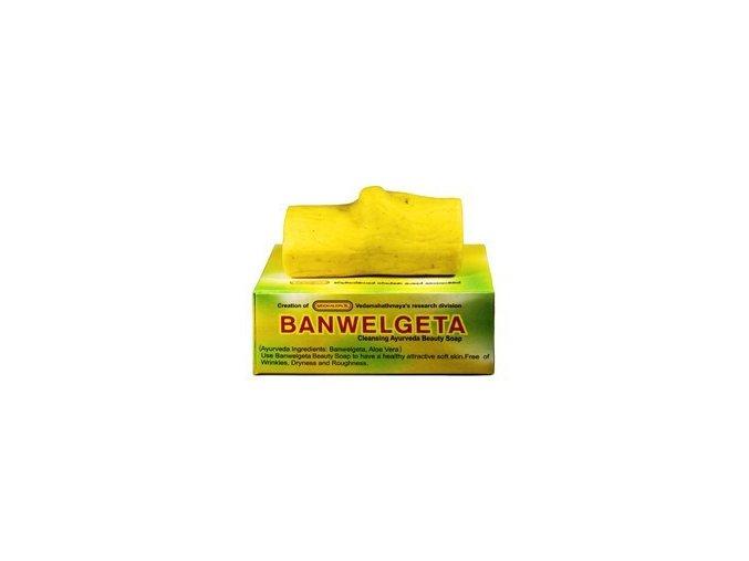 Siddhalepa Banwelgeta peelingové mýdlo 65g