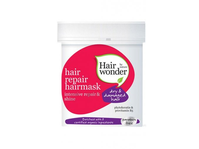 Hairwonder Regenerační vlasová maska 200ml