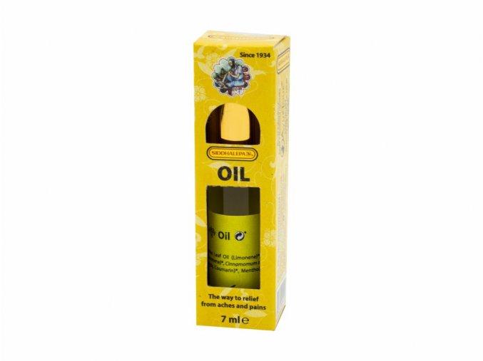 Siddhalepa Bylinný olej 7ml