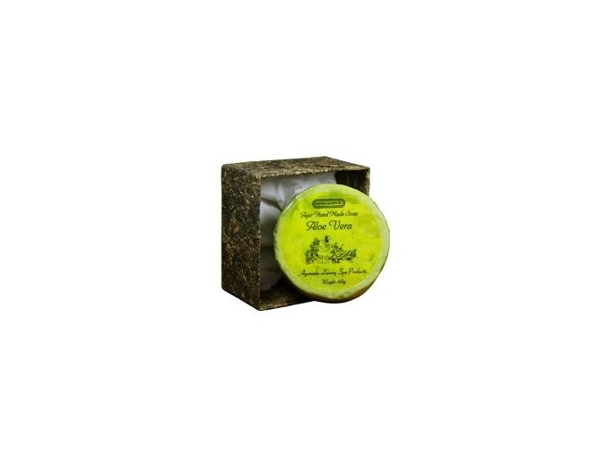 Siddhalepa Aloe vera mýdlo 60g