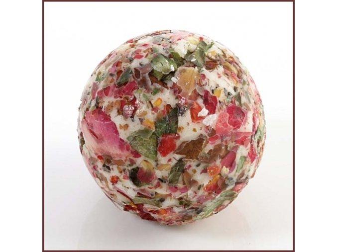 Bomb Cosmetics Koupelová kulička Květinový trh 30g