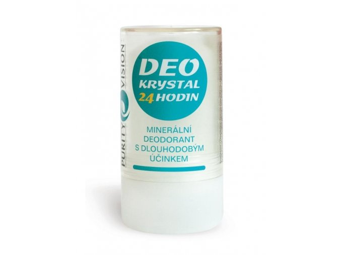 Purity Vision Deo krystal 24hodin 120g