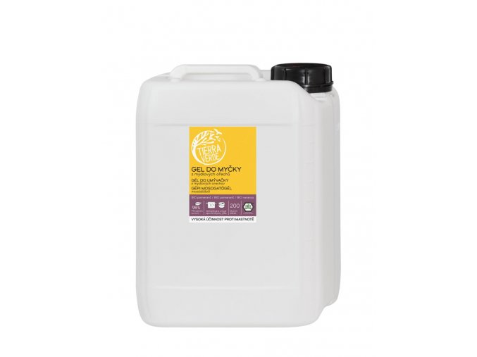 gel do mycky bio pomeranc kanystr 5 l
