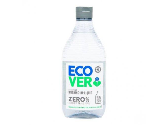 Ecover ZERO přípravek na mytí nádobí 450ml