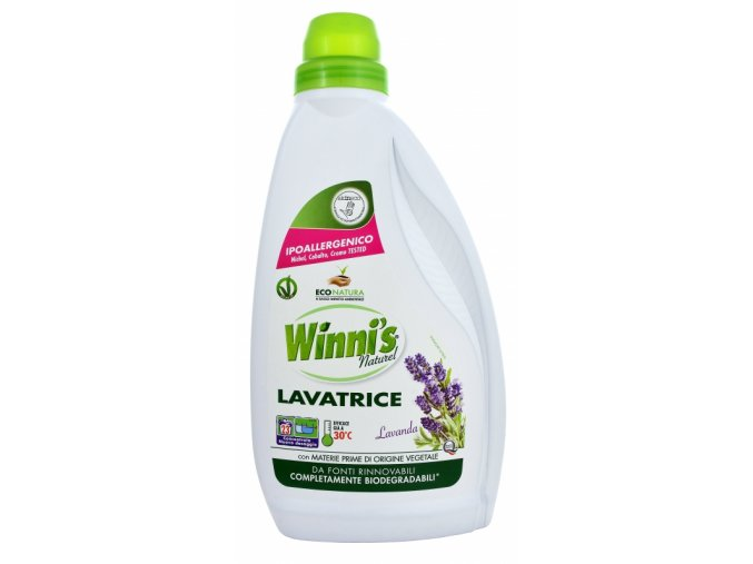 winni s lavatrice lavanda 1150 ml praci gel