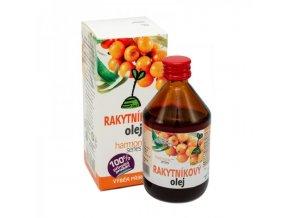 Rakytníkový olej 100% beta karoten 180mg 100ml