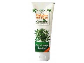 BC Cannabis Balzám na ruce 200ml