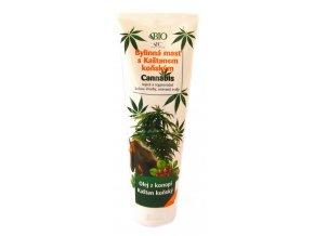 BC Cannabis Bylinná mast s kaštanem koňským 300ml