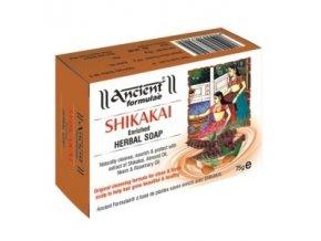 Hesh Shikakai bylinné mýdlo 75ml