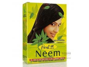 Hesh Neem vlasový a tělový prášek 100g