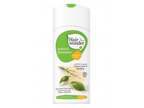 Hairwonder Přírodní šampon pro barvené vlasy 200ml