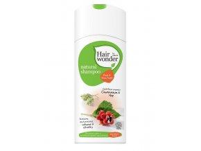 Hairwonder Přírodní šampon pro jemné vlasy 200ml