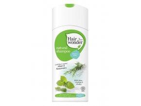 Hairwonder Přírodní šampon pro každodenní mytí 200ml