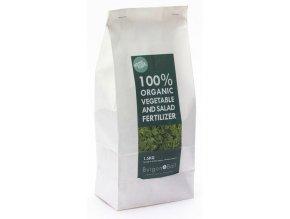 Burgon & Ball Organické hnojivo na saláty a zeleninu 1,5kg