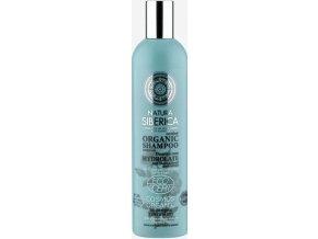 Natura Siberica Šampon pro suché vlasy Objem a hydratace 400ml
