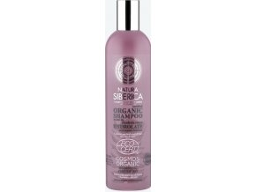 Natura Siberica Šampon pro barvené a poškozené vlasy Ochrana a lesk 400ml