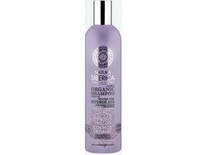 Natura Siberica Šampon pro unavené a slabé vlasy Ochrana a energie 400ml