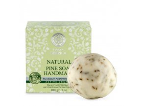 natura siberica cedrove rucne vyrabene mydlo