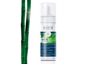 Lavera Men Sensitiv Jemná pěna na holení 150ml