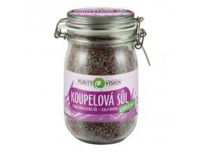 Purity Vision Ajurvédská koupelová sůl 1kg