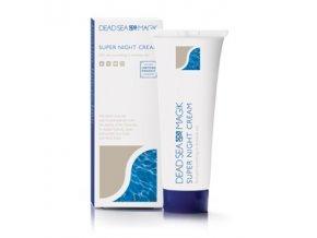 Dead Sea Spa Magic noční krém 75ml