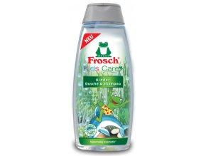 Frosch 2v1 Sprchový gel a šampon pro děti 250ml