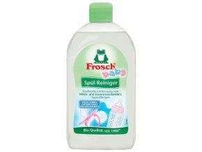 Frosch Mycí prostředek na kojenecké lahve a dudlíky 500ml