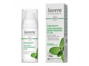 lavera pure beauty zjemnujici hydratacni fluid 50 ml