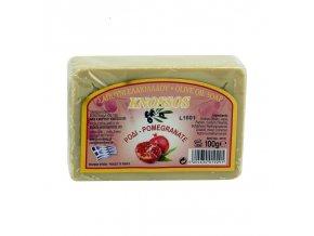 Knossos Olivové mýdlo Granátové jablko 100g
