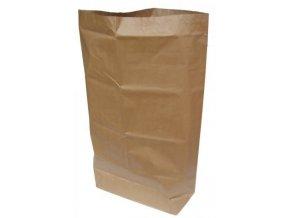 Kraft-papírový kompostovatelný pytel na zahradní odpad (120 litrů)