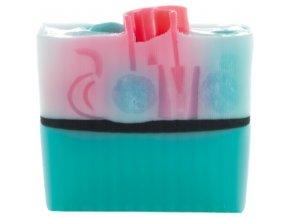 Bomb Cosmetics Glycerinové mýdlo Azurové nebe 100g