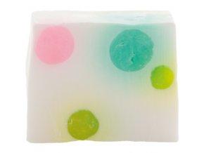 Bomb Cosmetics Glycerinové mýdlo Bonbonový měsíc 100g