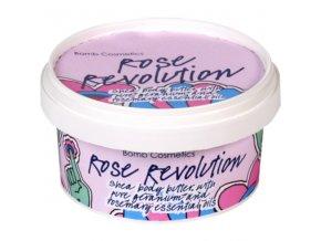 Bomb Cosmetic Tělové máslo Revoluce růží 210ml