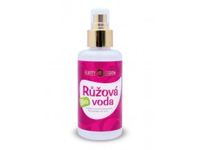 Purity Vision Růžová voda BIO 100ml