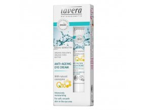 lavera basis ocni krem q10 15ml