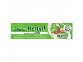 Dabur Zubní pasta s neemem 100ml