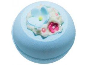 Bomb Cosmetics koupelová koule Bavlněná květina 160g